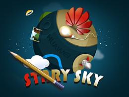 STARY SKY