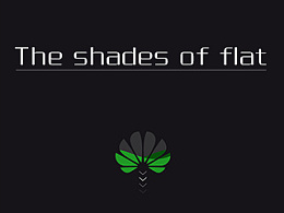 The shades of flat