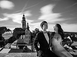 卜马婚纱 何砚&严一凡摄于布拉格