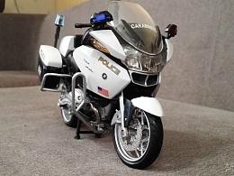 收入一批警用摩托用于改装