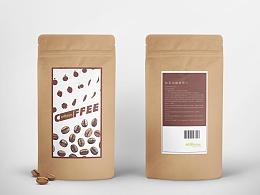 回音咖啡 包装设计