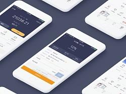 互联网金融app-人人聚财3.0版本
