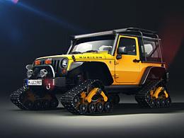 Jeep-Rubicon CGI