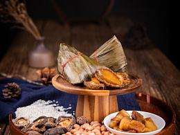 客片分享 鲍鱼肉粽