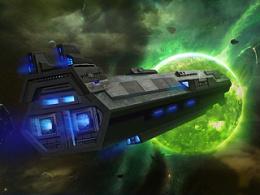 概念设计《银河战舰》