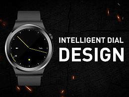 智能手表界面设计