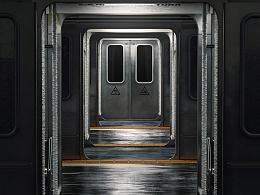 地铁 / 三维数字摄影
