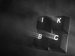 iKBC 透光 PBT 键帽 产品宣传图