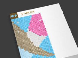 精油系列产品包装及产品手册设计图片