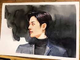 肖战and一博