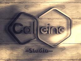 Caffeine Studio咖啡因咖啡品牌标志及包装设计(已商用)