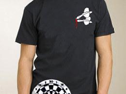 t-shirt图案设计