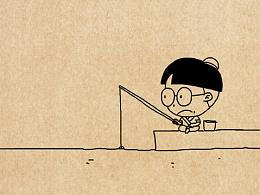 小明漫画——神鱼