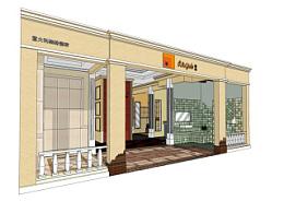 意大利蜘蛛瓷砖丽泽桥店设计方案(施工完成照片)