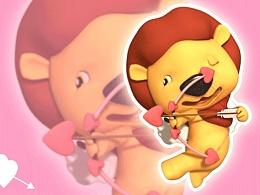 [ 原创IP ]小狮子萌芭卡通形象表情包