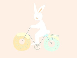一波兔兔动图