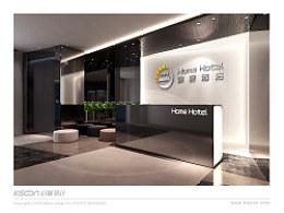 优莱酒店品牌形象设计
