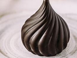 黑巧克力慕斯