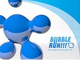 H3-BUBBLE RUN-上海国际泡泡跑户外运动-【IFPD潘艺夫设计】