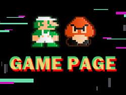 游戏页面设计