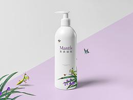 MANTIS-化妆品牌形象设计