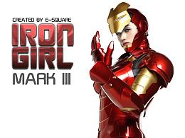 表白:《MY IRONGIRL》, 打造不一样的女神版钢铁侠!!!