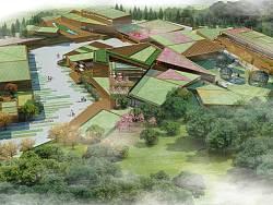 景观·观景--建筑环艺系新校区