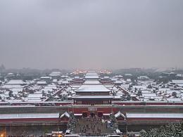 雪后故宫&角楼