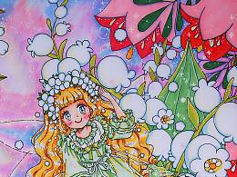 开春第一张手绘~新年快乐