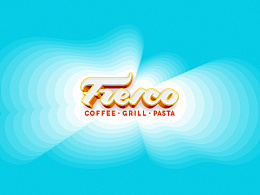 Fielco · coffee Grill Pasta — Brand design