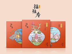 """""""福禄寿""""多宝盒"""