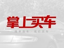 掌上买车App Site页面设计展示