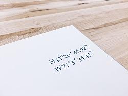 N42°20′46.92″  W71°3′34.45″/书籍设计
