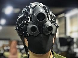 工业级3D打印可穿戴头盔系列No.2