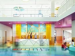 众舍 | zones :「武汉万科 · 金色城市幼儿园」
