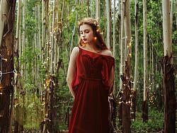 少女心无法抗拒的红丝绒