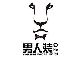 侠胆雄狮-男人装LOGO