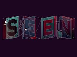 SEEN VISION工作室动态形象升级by seenvision