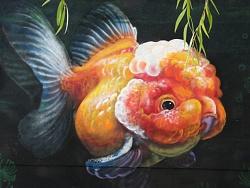 涂鸦壁画第三波——情定大水峪