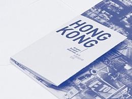 大学期间的两本概念书籍设计《香港平面设计师访谈》/《TIME WAITS FOR NO ONE》