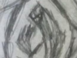 【谁说小白不能画抽象?】