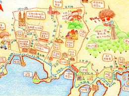 那些年我画过的小地图
