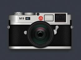 临摹拟物写实icon集合