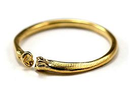 骸首饰设计师原创【肋骨】尾戒女小指纯银防小人手工开口单身戒指