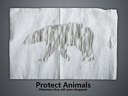 生态主题海报