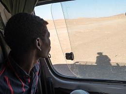 #尼罗河肖像#Golden Age-努比亚沙漠的黄金时代