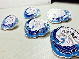 2016年ACM北海团队徽章