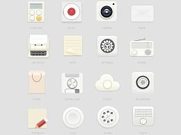 App icon design.