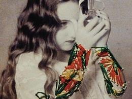 花臂爱丽丝
