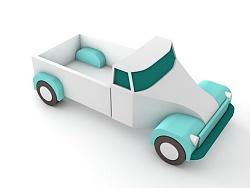 3D简易模型